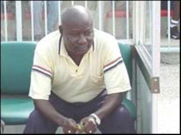 Race for Ghana coach hots up